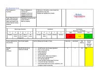 2020 COVID risk assessment all sessions – V3 011220